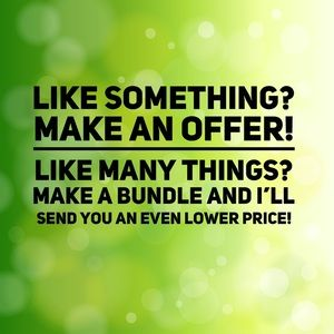 Try an offer out for size!!